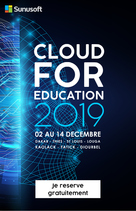 Cloud for education 2019