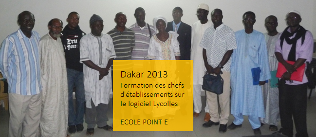 Formation Dakar