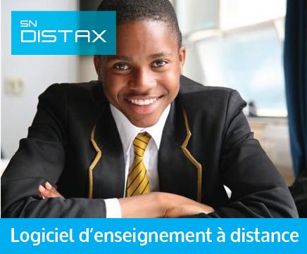 Logiciel d'Enseignement à distance - DISTAX