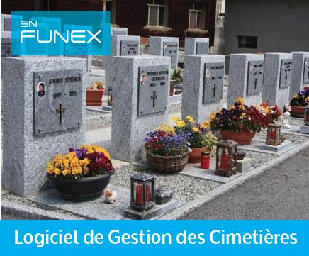 Logiciel de Gestion des Cimetières - FUNEX