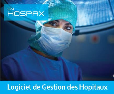 Logiciel de Gestion des Hopitaux - HOSPAX
