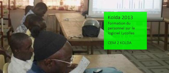Formation Kolda