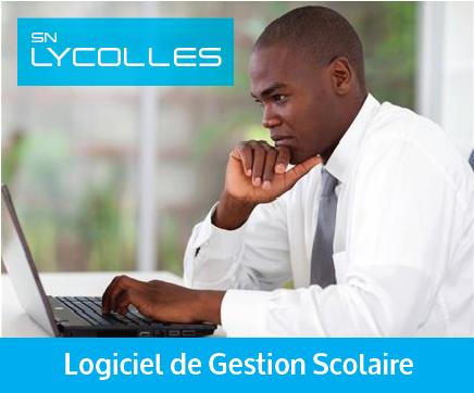 Logiciel de Gestion Scolaire - LYCOLLES