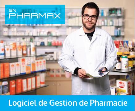 Logiciel de Gestion des Pharmacies - PHARMAX