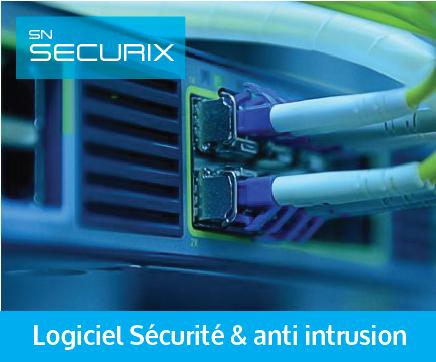 Logiciel Firwire et Sécurisation plateforme - SECURIX