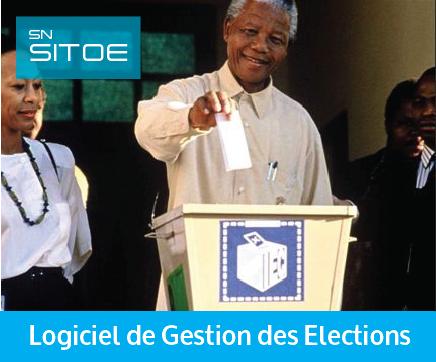 Logiciel de Gestion des Elections - SITOE